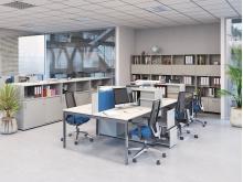 Мебель для персонала на складе