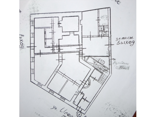 Аренда зданий 750 квм