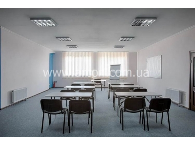 Бизнес центр на Ушинского