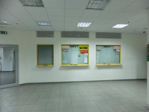 Аренда помещения под банк 504 м