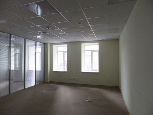 Офис на Соломенской площади