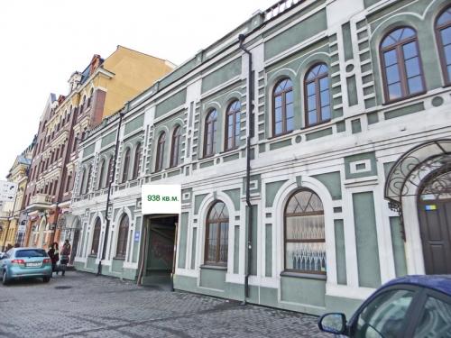 Аренда зданий Киев 938 квм