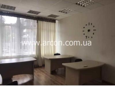 Меблированный офис на Леси Украинки