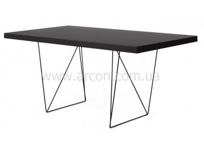 Стильные столы в стиле лофт серии Cristal V