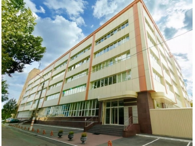 Бизнес центр на Гайдара