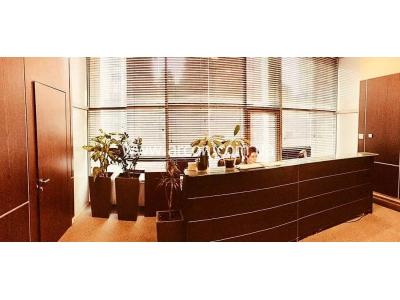 Фасадный офис в ЖК Дипломат Холл
