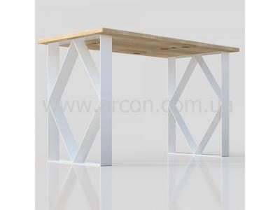Серия столов в стиле лофт Q