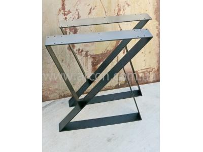 Серия столов в стиле лофт Z
