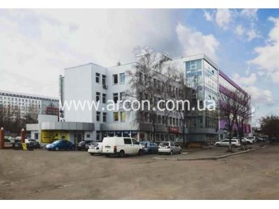 Бизнес центр на Василенко