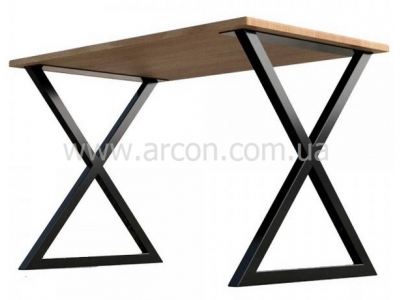 Серия столов в стиле лофт X