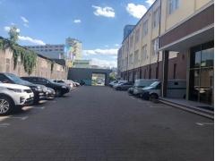 Бизнес центр на Межигорской