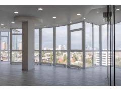 Офис с панорамными окнами на Дружбы Народов