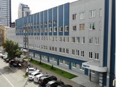 Бизнес центр Аквамарин на Жилянской