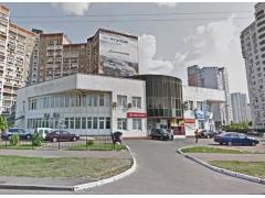 Фасадный офис на Гмыри с бассейном и спортзалом