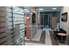 Отдельностоящее здание метро Лыбидская
