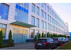 Бизнес центр на Магнитогорской