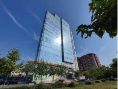 Бизнес центр Реле возле метро ВДНХ