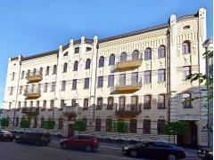 Аренда здания на Липках возле Верховной рады