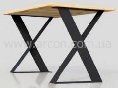 Серия столов в стиле лофт XY