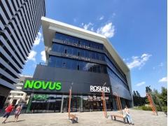 Новый бизнес центр Black One возле метро ВДНХ