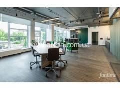 Офисы с мебелью в БЦ West Side