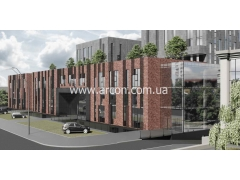 Бизнес центр на проспекте Победы