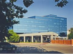 Бизнес центр Подол Плаза на Набережной Днепра