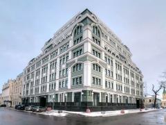 Новый Бизнес центр на Спасской 26