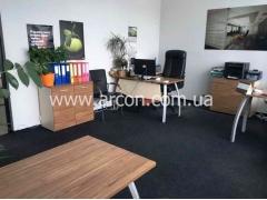 Офис с мебелью на Серповой