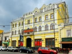 Бизнес центр на Сагайдачного с террасами
