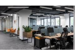 Новый офисный центр на Зоологической