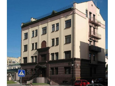 Бизнес центр на Туровской