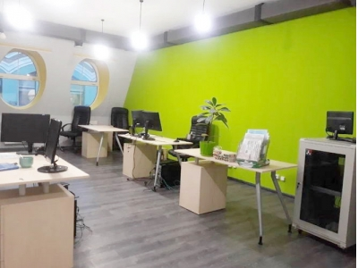 Бизнес центр V45
